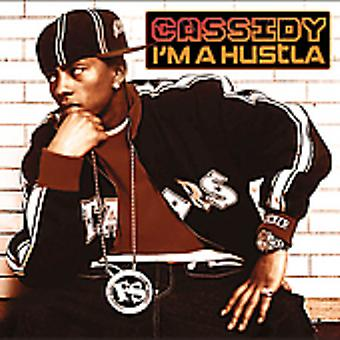 Cassidy - jeg er en Hustla [CD] USA import