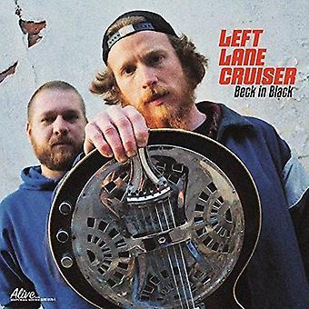 Left Lane Cruiser - Beck in Black [Vinyl] USA import