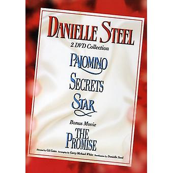 Danielle Steele Collcection [DVD] USA import