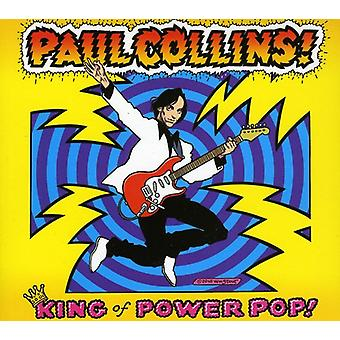 Paul Collins - kongen af Power Pop! [CD] USA import
