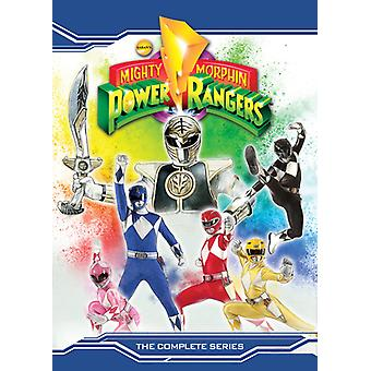 Mighty Morphin Power Rangers: The Complete Series [DVD] USA import