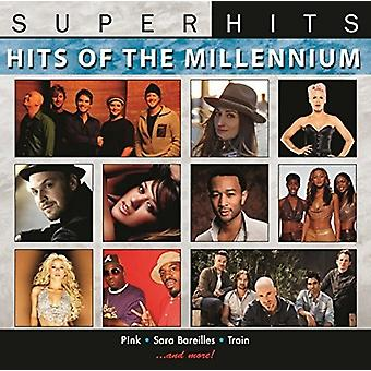 Various Artist - Super Hits: Hits of the Millennium [CD] USA import