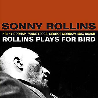 Sonny Rollins - Plays for Bird [CD] USA import