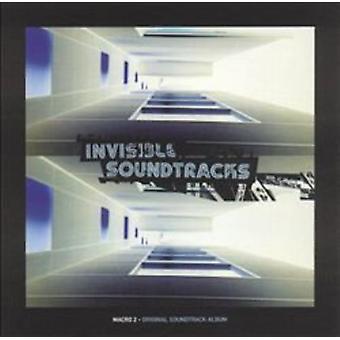 Usynlig Soundtracks: Makro 2 - usynlige Soundtracks: makro 2 [CD] USA import