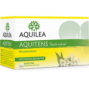 Aquilea Aquitens Infusion 20 Envelopes (Diet)
