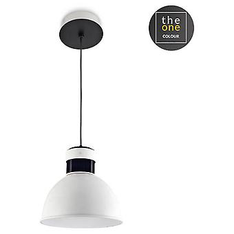 Leds C4 Colgante Pek 1xLed Cree 53,2W Blanco (Home , Lighting , Hanging lamps)