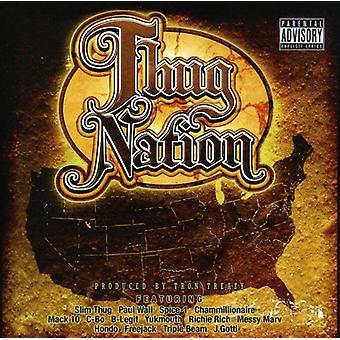 Thug Nation - Thug Nation [CD] USA import