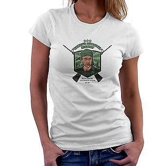 Sarges overlevelse Academy Platoon sergent Barnes kvinders T-Shirt