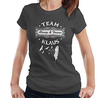 Vampire Diaries Originals Team Klaus Women's T-Shirt