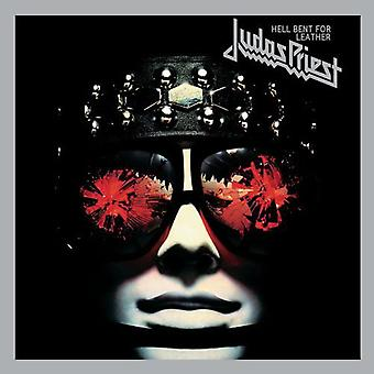 Judas Priest - Hell Bent for Leather [CD] USA import