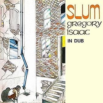 Gregory Isaacs - Isaacs Gregory-slummen i Dub [CD] USA import