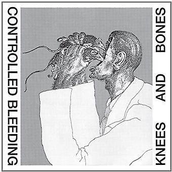 Controlled Bleeding - Knees & Bones [CD] USA import