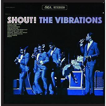 ¡Vibraciones - grito! [CD] USA importación