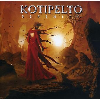 Kotipelto - Serenity [CD] USA importar