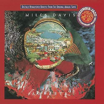 Miles Davis - Agharta [CD] USA import