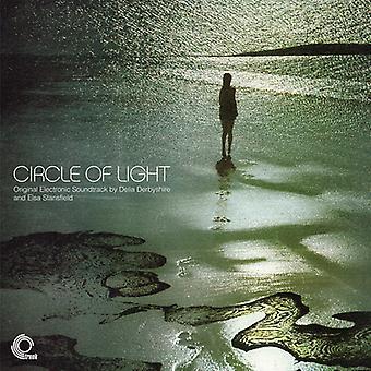 Derbyshire, Delia & Stansfield, Elsa - cirkel af lys [CD] USA importerer