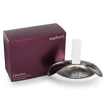 カルバン クライン ユーフォリア オードパルファム 100 ml EDP スプレーします。
