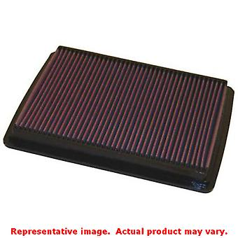 K&N Drop-In High-Flow Air Filter 33-2233 Fits:JEEP 2006 - 2009 COMMANDER V8 4.7