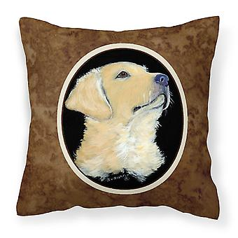 Carolines Treasures  SS8960PW1414 Golden Retriever Decorative   Canvas Fabric Pi