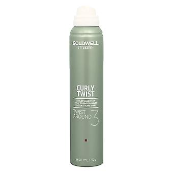 Goldwell Style Sign Twist Around Curl Styling Spray 200ml