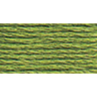 Dmc Tapestry & Embroidery Wool 8.8 Yards Light Moss Green 486 7384