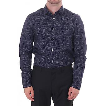 Paul Smith London Paul Smith London Line Mens Sc Slim Fit Shirt With
