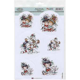 Wee Stamps Topper Sheet 8.3