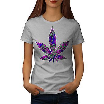 Hippie frihet kvinnor GreyT-skjorta | Wellcoda