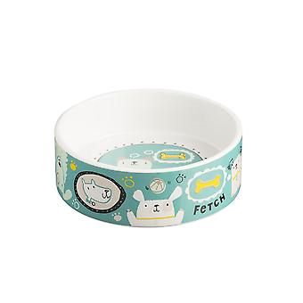 Mason Cash Cartoon Dog Bowl