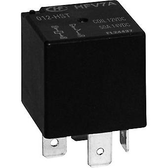 Automotive relay 24 Vdc 40 A 1 change-over Hongfa