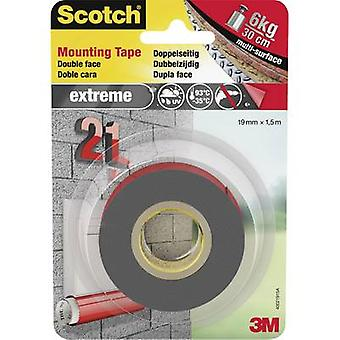 3M Scotch Double Sided Tape 19 mm x 1.5 m