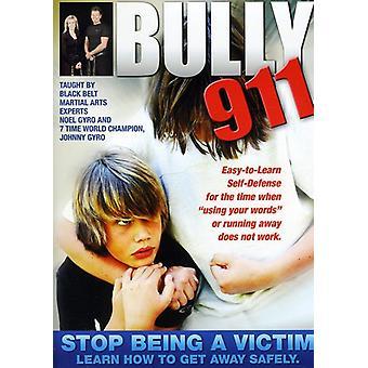 Bully 911: Självförsvar att förhindra mobbning [DVD] USA import