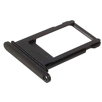 iPhone 7 / 7 Plus Simkaart Houder  / Sim card tray - Zwart
