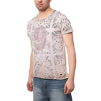 RUSTY NEAL T-Shirt men's numbers Rosa