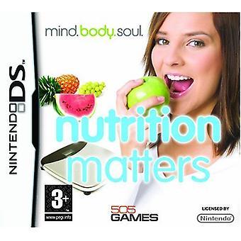 Geest lichaam ziel voeding zaken (Nintendo DS)