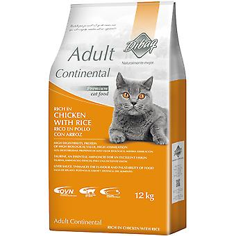 Dibaq Cats Dnm Continental Chicken & Rice  (Cats , Cat Food , Dry Food)