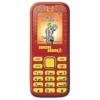 Lexibook Avengers No Contract Dual Sim Mobile Phone (Model No. GSM20AV)