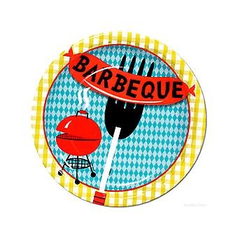 Barbecue Cookout platen