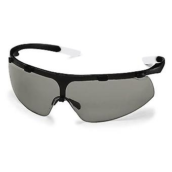 Uvex 9178-386 Super Fit Grey Sunglare Supravision Performance Safety Spectacles
