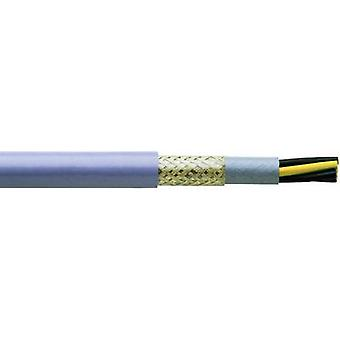 Faber Kabel YSLYCY-OZ Control cable 2 x 0.75 mm² Grey 031341 Sold by the metre