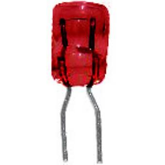 BELI-BECO 68512 Mini bulb 5 V 0.15 W Bi-pin 2.8 mm Red 1 pc(s)