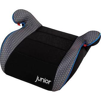 Child car seat booster cushion Category (child car seats) 2, 3 Moritz 202 HDPE ECE R44/04 Grey Petex