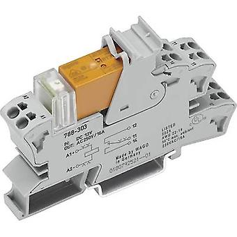 Relay component 1 pc(s) WAGO 788-303 Nominal voltage: 12 Vdc