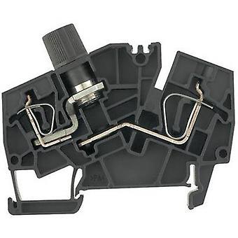 Weidmüller 1820930000 ZSI 6-2 2X2.5/G20 0.5 - 10 mm² Black