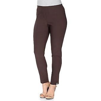 sheego Bengalin stretch plus size long size Brown