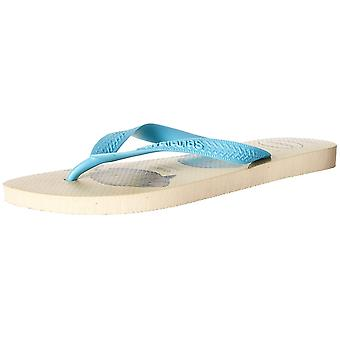 Havaianas Men's Conservation International Sandal Beige/Blue