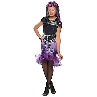 Raven Queen Deluxe costume ever after high original child costume