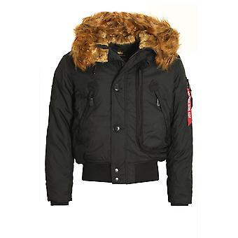Alpha Industries Polar Jacket SV | Black