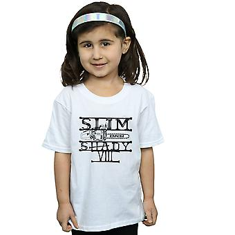 Eminem Girls Slim Shady Chainsaw T-Shirt
