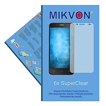 Alcatel One Touch Idol Mini 6012X screen protector- Mikvon films SuperClear